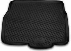 Коврик в багажник для Opel Astra H '04-15, хетчбэк 5 дв, полиуретановый (Novline / Element) черный EXP.CAROPL00008