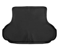 Коврик в багажник для Lada (Ваз) Priora 2170 '07- седан, полиуретановый (Norplast)