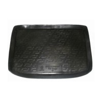 Коврик в багажник для Kia Venga '10- (нижний), резиновый (Lada Locker)