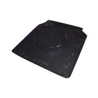 Коврик в багажник для Chery Amulet '04-12, резино/пластиковый (Lada Locker)