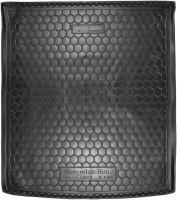 Коврик в багажник для Mercedes GL-Class X164 '06-11, длинный, резиновый (Avto-Gumm)