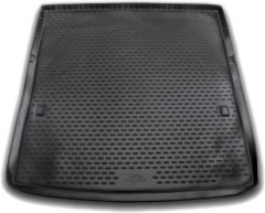 Коврик в багажник для Infiniti QX80 '11- (длинный) полиуретановый черный (Novline / Element)