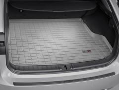 Коврик в багажник для Lexus RX '16-, резиновый (WeatherTech) серый