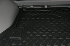 Фото 2 - Коврик в багажник для Lexus LX 470 '00-07, полиуретановый (Novline) черный