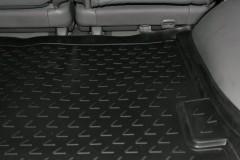Фото 3 - Коврик в багажник для Lexus LX 470 '00-07, полиуретановый (Novline) черный