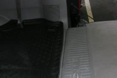 Фото 4 - Коврик в багажник для Lexus LX 470 '00-07, полиуретановый (Novline) черный