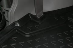 Фото 5 - Коврик в багажник для Lexus LX 470 '00-07, полиуретановый (Novline) черный