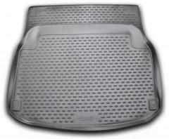 Коврик в багажник для Mercedes C-Class W204 '11-14 седан, полиуретановый (Novline / Element) черный