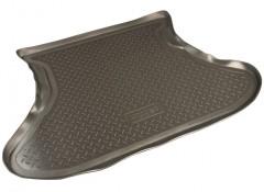 Коврик в багажник для Lada (Ваз) Priora 2172 '07- хетчбэк, резино/пластиковый (Norplast)