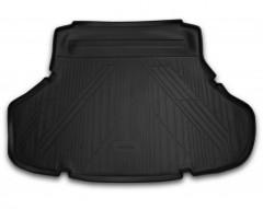 Коврик в багажник для Lexus ES '12- полиуретановый черный (Novline / Element) carlex00003