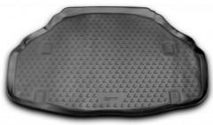 Коврик в багажник для Lexus LS 460 / 600h '06-17, полиуретановый (Novline / Element)