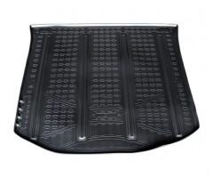 Коврик в багажник для Jeep Grand Cherokee '11-, полиуретановый, черный (Nor-Plast)