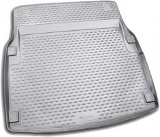 Коврик в багажник для Mercedes E-Class W212 '09-15 складывающееся зад. сидение, полиуретановый (Novline / Element) серый