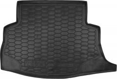 Коврик в багажник для Nissan Leaf '10-17, резиновый (AVTO-Gumm)