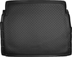 Коврик в багажник для Mercedes E-Class W210 '95-02 седан, полиуретановый (NorPlast) черный