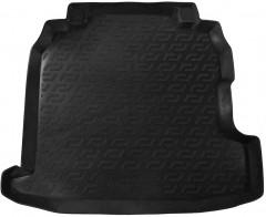 Коврик в багажник для Opel Astra H '07-15, седан, резиновый (Lada Locker)
