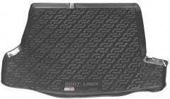 Коврик в багажник для Volkswagen Passat B5 '97-05 седан, резиновый (Lada Locker)