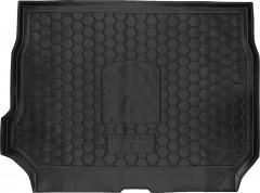 Коврик в багажник для Peugeot 2008 '13-, резиновый (Avto-Gumm)