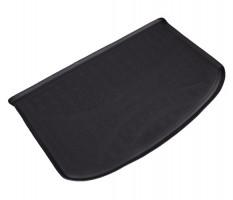 Коврик в багажник для Kia Soul '14-, полиуретановый (Nor-Plast) чёрный