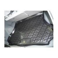 Коврик в багажник для Hyundai Santa Fe '01-06 SM, резино/пластиковый (Lada Locker)