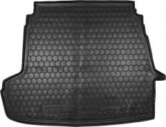 Коврик в багажник для Hyundai Sonata '10-15, резиновый (AVTO-Gumm)