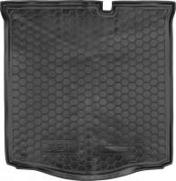 Коврик в багажник для Peugeot 301 '12-, резиновый (Avto-Gumm)