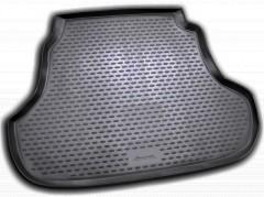Коврик в багажник для ЗАЗ (Zaz) Forza / Chery A13 '11- хетчбэк, полиуретановый (Novline / Element)