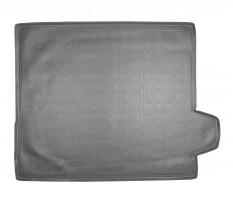Коврик в багажник для Land Rover Range Rover Sport '13- полиуретановый (Nor-Plast) чёрный