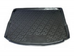 Коврик в багажник для Subaru XV '11-16, резиновый (Lada Locker)