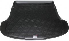 Коврик в багажник для Great Wall Hover / Haval H6 '12-, резиновый (Lada Locker)