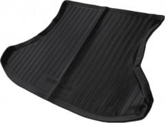 Коврик в багажник для Lada (Ваз) Priora 2172 '07- хетчбэк, резино/пластиковый (Lada Locker)