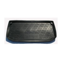 Коврик в багажник для Chery Kimo '07-, резино/пластиковый (Lada Locker)