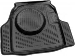 Коврик в багажник для Chery Amulet '04-12, полиуретановый (Novline / Element) черный