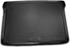 Коврик в багажник для Peugeot Partner '08- пассажирский, полиуретановый (Novline / Element) черный