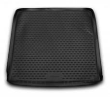 Коврик в багажник для Renault Duster '10-18 (4WD), полиуретановый (Novline / Element) черный