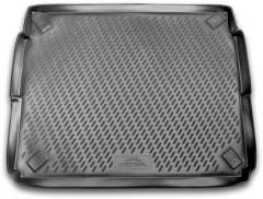 Коврик в багажник для Peugeot 3008 '09-16 верхний, полиуретановый (Novline / Element) черный