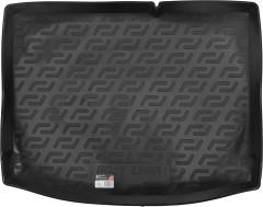 Коврик в багажник для Suzuki Vitara '15-, нижний, резино/пластиковый (Lada Locker)