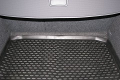 Фото 3 - Коврик в багажник для Skoda Octavia A5 '05-13 универсал, полиуретановый (Novline / Element) черный