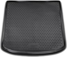 Коврик в багажник для Seat Altea Freetrack '07-15, верхний, полиуретановый (Novline / Element) черный