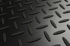 Фото 3 - Коврик в багажник для Kia Sorento '13-15 XM (5 мест), резино/пластиковый (Norplast)