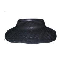 Коврик в багажник для Lada (Ваз) Priora 2171 '07- универсал, резино/пластиковый (Lada Locker)