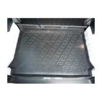 Коврик в багажник для Citroen Berlingo '97-07 (пасс.), резино/пластиковый (Lada Locker)