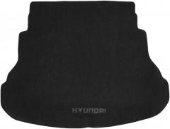 Коврик в багажник для Hyundai Genesis Coupe '10-, текстильный черный