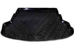 Коврик в багажник для Mazda 6 '08-12 седан, резино/пластиковый (Lada Locker)