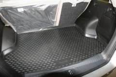 Коврик в багажник для Lifan X60 '11-, полиуретановый (Novline / Element)