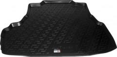 Коврик в багажник для Chevrolet Evanda '03-06, резино/пластиковый (Lada Locker)