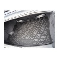 Коврик в багажник для Opel Vectra C '02-08 седан/хетчбэк, резиновый (Lada Locker)