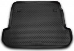 Коврик в багажник для Renault Fluence '09-, полиуретановый (Novline / Element) черный