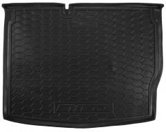 Коврик в багажник для Kia Niro '17-, с докаткой, резиновый (AVTO-Gumm)