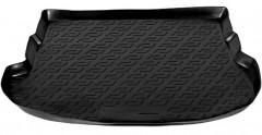 Коврик в багажник для Mazda 6 '08-12 хетчбэк, резино/пластиковый (Lada Locker)
